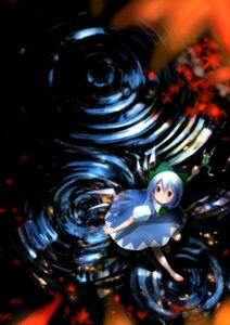 Rating: Safe Score: 9 Tags: cirno ikageso touhou User: Radioactive