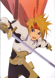 Rating: Safe Score: 1 Tags: armor cless_alvein male sword tagme tales_of tales_of_phantasia User: Radioactive