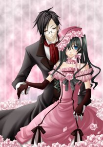 Rating: Safe Score: 8 Tags: ciel_phantomhive crossdress kuroshitsuji male mebo sebastian_michaelis trap User: charunetra