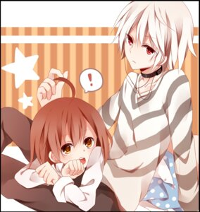 Rating: Safe Score: 8 Tags: accelerator kouko last_order to_aru_majutsu_no_index User: shizukane
