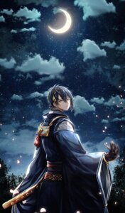 Rating: Safe Score: 5 Tags: abandon_ranka armor japanese_clothes male mikazuki_munechika touken_ranbu User: charunetra