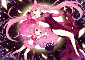 Rating: Safe Score: 43 Tags: chibiusa luna-p sailor_moon w.label wasabi_(artist) User: yong