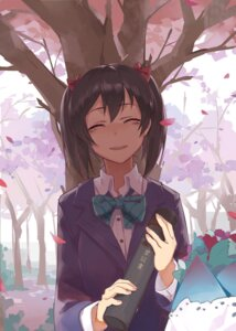 Rating: Questionable Score: 36 Tags: huanxiang_heitu love_live! seifuku yazawa_nico User: sylver650