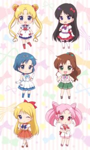 Rating: Safe Score: 23 Tags: aino_minako chibi chibiusa dress hino_rei kino_makoto mizuno_ami ringoyuyu sailor_moon seifuku tsukino_usagi User: Radioactive