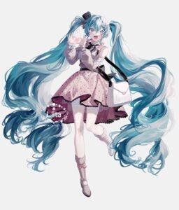 Rating: Safe Score: 21 Tags: dress hatsune_miku liita_(dusk_snow) official_watermark tattoo vocaloid User: Munchau
