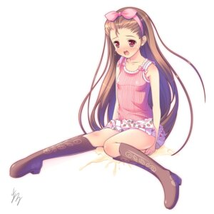Rating: Explicit Score: 37 Tags: al_azif_(artist) minase_iori pee the_idolm@ster User: Manabi