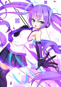 Rating: Safe Score: 32 Tags: hatsune_miku koi thighhighs vocaloid User: fenice