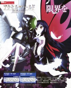 Rating: Safe Score: 22 Tags: accel_world haruyuki_arita kuroyukihime silver_crow User: PPV10