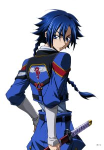 Rating: Safe Score: 5 Tags: akito_the_exiled code_geass hyuuga_akito male sword User: drop