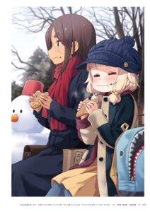 Rating: Questionable Score: 10 Tags: ahagon_umiko new_game! sakura_nene tokunou_shoutarou User: kiyoe