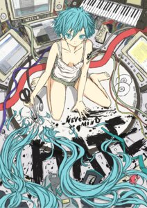 Rating: Safe Score: 16 Tags: arakawa_(aintnoroom) hatsune_miku vocaloid User: charunetra