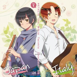 Rating: Safe Score: 6 Tags: disc_cover guitar hetalia_world_series male User: blooregardo