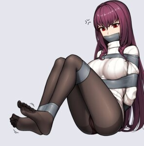 Rating: Safe Score: 4 Tags: bondage fate/grand_order feet scathach_(fate/grand_order) tagme User: Saturn_V