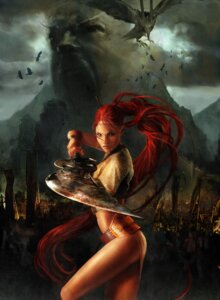 Rating: Safe Score: 9 Tags: heavenly_sword nariko tagme User: Radioactive
