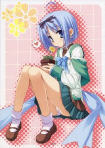 Rating: Safe Score: 30 Tags: kujou_yuuka magus_tale muririn User: admin2