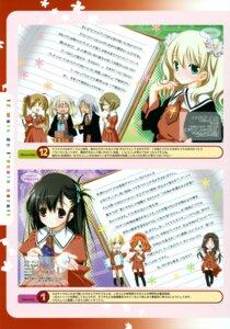 Rating: Safe Score: 6 Tags: chibi kyougetsutei miyashita_miki seifuku User: fireattack