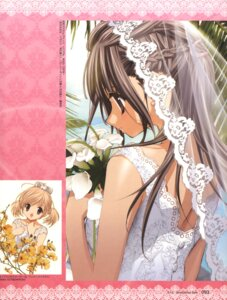 Rating: Safe Score: 13 Tags: dress princess_maker_4 tenhiro_naoto wedding_dress User: blooregardo