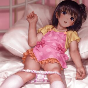 Rating: Explicit Score: 40 Tags: asakuraf loli nakatani_iku pantsu panty_pull pussy the_idolm@ster uncensored User: BattlequeenYume