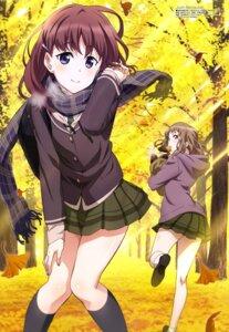 Rating: Safe Score: 59 Tags: just_because! komiya_ena natsume_mio sakamoto_hiromi seifuku User: drop
