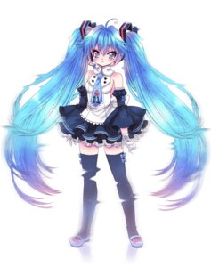 Rating: Safe Score: 9 Tags: hatsune_miku sumachii vocaloid User: charunetra