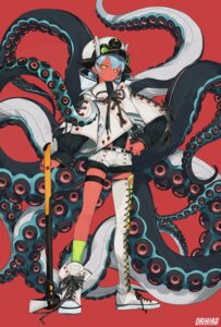 Rating: Questionable Score: 9 Tags: garter orihira tagme tentacles thighhighs weapon User: Dreista