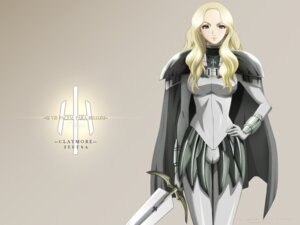Rating: Safe Score: 6 Tags: armor claymore sword teresa wallpaper User: Shoryuken