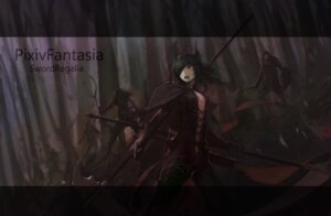 Rating: Safe Score: 15 Tags: animal_ears blueman pixiv_fantasia pixiv_fantasia_sword_regalia sword weapon User: Noodoll
