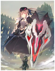 Rating: Safe Score: 37 Tags: armor kaku-san-sei_million_arthur ruroo User: Radioactive