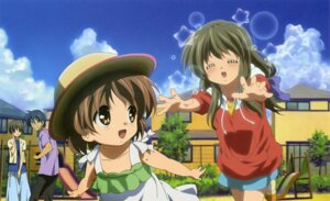 Rating: Safe Score: 23 Tags: clannad clannad_after_story ibuki_fuuko ibuki_kouko okazaki_tomoya okazaki_ushio takahashi_mariko User: Share