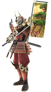 Rating: Safe Score: 6 Tags: armor japanese_clothes male samurai soul_calibur soul_calibur_v sword weapon yoshimitsu User: Yokaiou