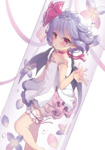 Rating: Safe Score: 52 Tags: beni_kurage dress garter pointy_ears remilia_scarlet touhou wings User: BattlequeenYume