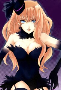 Rating: Safe Score: 16 Tags: aibu cleavage macross macross_frontier sheryl_nome User: charunetra