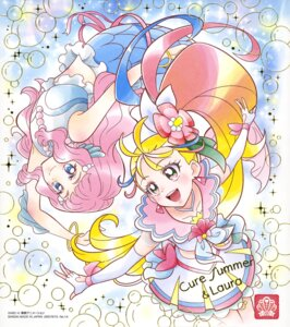 Rating: Questionable Score: 5 Tags: mermaid monster_girl tagme tail tropical_rouge!_precure User: drop