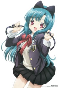 Rating: Safe Score: 16 Tags: hara_yumiko hayama_kotono saint_october User: MDGeist
