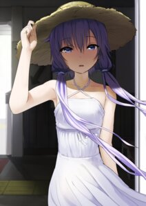 Rating: Safe Score: 58 Tags: abmayo dress summer_dress vocaloid yuzuki_yukari User: Mr_GT