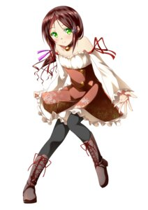 Rating: Safe Score: 27 Tags: anthropomorphization dress pantyhose sakura_yuuya yukiko-tan User: 椎名深夏