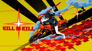 Rating: Safe Score: 10 Tags: arsenixc kill_la_kill matoi_ryuuko seifuku senketsu sword User: Radioactive