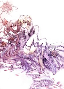 Rating: Safe Score: 8 Tags: alice_(pandora_hearts) kistina lolita_fashion oz_vessalius pandora_hearts User: Radioactive