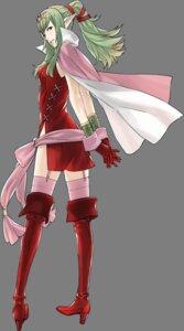 Rating: Safe Score: 7 Tags: chiki dress fire_emblem fire_emblem_kakusei heels kozaki_yuusuke nintendo pointy_ears stockings thighhighs transparent_png User: Radioactive