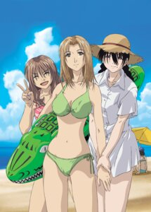 Rating: Safe Score: 7 Tags: bikini genshiken kasukabe_saki ohno_kanako swimsuits User: Radioactive