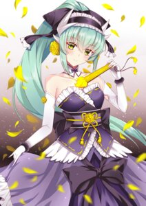 Rating: Safe Score: 34 Tags: dress fate/grand_order ghostkun horns kiyohime_(fate/grand_order) User: Mr_GT