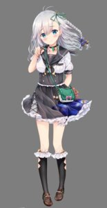 Rating: Safe Score: 20 Tags: maruma_(maruma_gic) matsushima_nazuki onsen_musume seifuku transparent_png User: saemonnokami