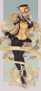 Rating: Safe Score: 42 Tags: doomfest guilty_gear guilty_gear_xrd millia_rage pantyhose User: Mr_GT