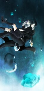 Rating: Safe Score: 13 Tags: ciel_phantomhive eyepatch futarou kuroshitsuji male sebastian_michaelis User: charunetra