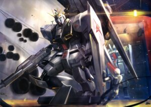Rating: Safe Score: 15 Tags: bodysuit char's_counterattack gun gundam jegan mecha nu_gundam User: drop