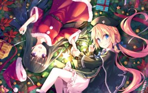 Rating: Safe Score: 52 Tags: christmas dress hika_(cross-angel) magi_in_wanchin_basilica wallpaper xiao_ma User: Mr_GT