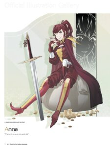 Rating: Questionable Score: 3 Tags: anna_(fire_emblem) fire_emblem fire_emblem_kakusei heels kozaki_yuusuke nintendo sword User: Radioactive