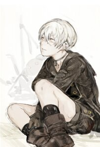 Rating: Safe Score: 8 Tags: hiranko male nier_automata yorha_no._9_type_s User: charunetra
