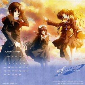 Rating: Safe Score: 5 Tags: 2c=galore amamiya_yuuko calendar ef_~a_fairytale_of_the_two~ ef_~a_tale_of_melodies~ hayama_mizuki hirono_nagi nanao_naru seifuku User: hirotn