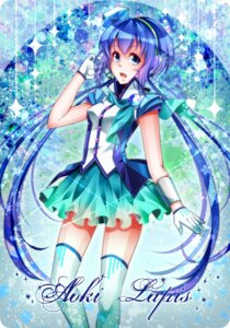 Rating: Safe Score: 14 Tags: aoki_lapis nou thighhighs vocaloid User: shizukane